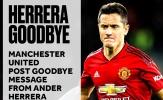 'Herrera Out' chứng minh Man Utd bị 1 gã hề chi phối?