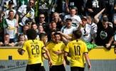 Cầu thủ 128 triệu bảng nổ súng, Dortmund vẫn ngậm ngùi làm kẻ về nhì