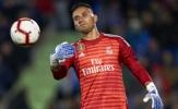 'Kẻ đẩy Keylor Navas rời Real' bất ngờ lên tiếng về tương lai