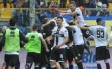 Đánh bại Fiorentina, Parma chính thức ở lại Serie A