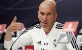 HLV Zidane: 'Kể cả khi tôi có đến 4 lượt thay người, tôi cũng sẽ không chọn cậu ta'