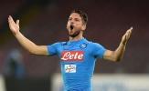 Napoli xúc tiến gia hạn hợp đồng với ngôi sao người Bỉ