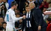 Zidane: 'Tôi không thích thì tôi cho Bale nghỉ đá'