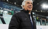 HLV Gasperini không phục sau trận hòa trước Juventus