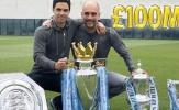 Man City sẵn sàng chi 100 triệu bảng để giữ chân Guardiola