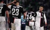 Bị đuổi người, Juventus thoát hiểm trong gang tấc