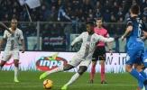 Serie A trước vòng 38: 'Rối não' cuộc chiến trụ hạng