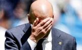 11 vòng đấu vừa qua, Zinedine Zidane đã sai gì?