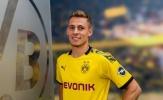 5 điều ít ai biết về tân binh của Dortmund, Thorgan Hazard