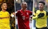 ĐHTB Bundesliga 2018/2019: Lời khẳng định của những viên ngọc thô sáng giá