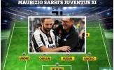 Rời Chelsea, Sarri tiện tay mang theo trụ cột M.U làm quà ra mắt Juve