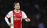 Arsenal 13 lần tiếp xúc với cầu thủ Ajax, Emery tiếp tục 'trồng lúa non'