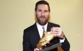 Giành danh hiệu danh giá, Messi nói một câu như 'xát muối' vào lòng NHM