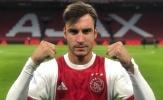 """Tiết lộ: """"Người hùng"""" của Ajax bị cả Serie A từ chối phũ phàng"""