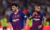 Sao Barca gửi 'tâm thư' đến các CĐV sau trận thua ở Copa del Rey