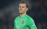 CHÍNH THỨC: Người gác đền số 1 ở Arsenal rời tuyển Đức vì chấn thương