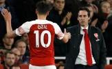 Ozil nói 7 từ đầy tranh cãi, tự đóng sập tương lai của mình ở Emirates