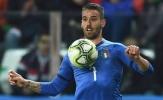 Sao Juventus nói lời chia tay Azzurri vì chấn thương