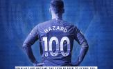 10 thống kê 'hủy diệt' của Hazard mùa 2018/19: Đến Messi cũng phải bó tay!