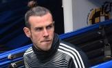 Đây, hành động khó tin của Bale khi Hazard ra mắt Real