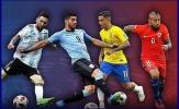 Đội hình mạnh nhất tại Copa America 2019: Messi và 2 trọng pháo hạng nặng