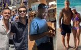 Đây, cách thức các ngôi sao châu Âu đón hè 2019