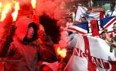 CĐV Anh: Cuồng nhiệt nhất nhưng cũng phiền nhiễu nhất