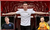 Kẻ thay thế De Gea: 'Tôi muốn khoác áo Man Utd ngay lập tức'