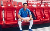 Ngô Hồng Phước và câu chuyện chàng cầu thủ đi lên từ bóng đá phủi