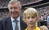 SỐC: Sir Alex trực tiếp đến sân xem De Ligt thi đấu từ năm 2011