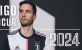 CHÍNH THỨC: Juventus khóa chân trụ cột Nam Mỹ thêm 5 năm