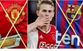 NÓNG: De Ligt chốt tương lai, Man Utd, Barca 'rớt đài'
