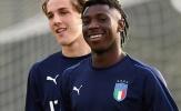 SỐC: U21 Ý trảm bộ đôi 'tình nhân' vì vô kỷ luật