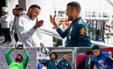 Tuyển Brazil được tiếp thêm 'doping tinh thần' bởi vị khách đặc biệt