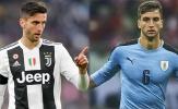 Vừa gia hạn hợp đồng, sao trẻ Uruguay đưa Juventus 'lên mây xanh'