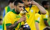 """Dani Alves – """"Của hiếm"""" được sản sinh bởi nền bóng đá Brazil"""
