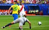 Firmino khiến NHM Selecao phát sốt với tuyệt kĩ 'lườm rau gắp thịt' của Ronaldinho
