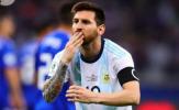 Nếu nhì bảng, đây sẽ là đối thủ của Messi và đồng đội vòng tứ kết