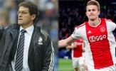 Cựu HLV tuyển Anh nói lời phũ phàng nếu De Ligt đến Juventus