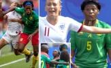 Kinh hoàng! Xô trọng tài, phun nước bọt, ẩu đả lớn trận Anh - Cameroon