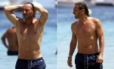 Totti gác lại nỗi sầu AS Roma, tìm niềm vui ở Ibiza
