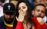 Larissa Riquelme: Nữ CĐV 'đốt cháy' các khán đài tại Copa America 2019