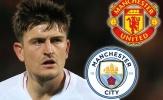 Ngỡ ngàng! M.U và Man City cùng đặt giá 65 triệu bảng mua 'kim cương Anh'