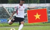 Sao trẻ Long An được triệu tập U22 Việt Nam chuẩn bị cho SEA Games 30