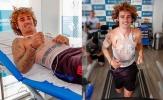 Griezmann tới Barca kiểm tra y tế, Messi thì ở nơi nao?