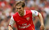 'Tôi đã khóc khi rời Arsenal'