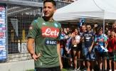 Vừa mới đến Napoli, Manolas nói điều khiến AS Roma buồn lòng