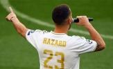 Hazard sẽ đối mặt thế nào với số áo 23?
