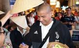 Huyền thoại Juventus từng qua Việt Nam bị phạt vì say xỉn
