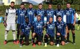 Đè bẹp Brusaporto 9-0, 'ngựa ô' Serie A đã sẵn sàng cho mùa giải mới